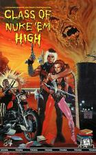 CLASS OF NUKE EM HIGH- Limited Numbered Hardbox -