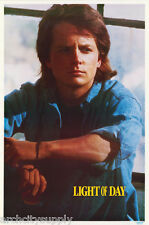 POSTER :MOVIE REPRO: LIGHT OF DAY - MICHAEL J. FOX   - FREE SHIPPING  RC39 T