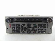 ⋆Autoradio Radio Navigatore GPS Peugeot 407 96559851YW ⋆ / 100% Ok / Garanzia