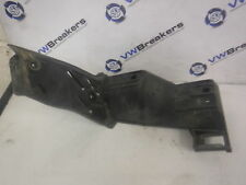 Volkswagen Polo 9N3 2006-2008 Drivers OSR Rear Bumper Bracket Guide 6Q6807376