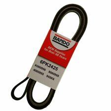 Serpentine Belt-Rib Ace Precision Engineered V-Ribbed Belt Bando 6PK2425