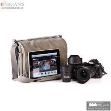 Think Tank Retrospective 7 Shoulder Bag Pinestone Color. U.S Authorized Dealer