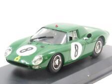 Best Models Diecast 9054 Ferrari 250 LM Nurburgring 1965 Green 1 43 Scale Boxed