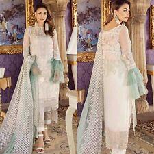 Pakistani Maria B DESIGNER Suit Wedding Dress 2020 Eid Collection Shalwar Kameez
