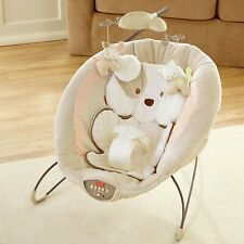 (Still in box) Fisher-Price Sweet Snugapuppy Dreams, Deluxe Bouncer (brand new)