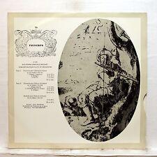 ALAIN MARION, RISTENPART - MOZART flute concertos, andante K.315 CFD LP EX+
