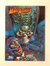 Mars Attacks 1984,1994,1996,2012 Topps Trading Card Set & Promo Cads ( 116 )