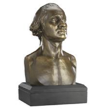 6 Inch George Washington Bust (Bronze) NEW