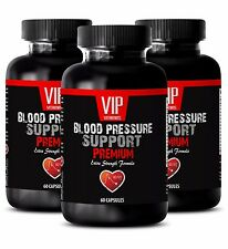 Advanced antioxidant -BLOOD PRESSURE SUPPORT COMPLEX -Benefits cardiovascular,3B