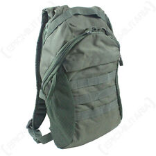 MOLLE 3L WATER PACK RUCKSACK - Olive - Hiking Walking Utility Bag