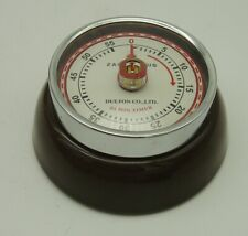 chococladebrown Dulton Zassenhaus countdown magnetic Kitchen Timer