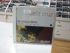CELIA CRUZ CD SPANISH LA MUSICA LATINA 2000