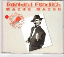 (GM496) Rainhard Fendrich, Maho Macho - 1995 CD