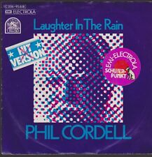"7"" Phil Cordell (Dan The Banjo Man) Laughter In The Rain (Coverversion) 70`s"
