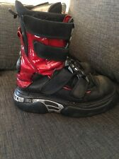 New Rock Boots Vintage Mens Size 8 Woman's 9.5
