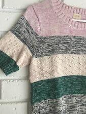 Gorman Multi Colour Cotton Top Knit Size 10