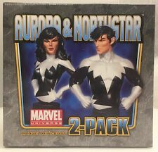 Aurora & Northstar Marvel Bowen Mini Bust 2 PACK NEW  VHTF