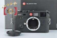 Very Good!! Leica M7 0.72 Black 35mm Rangefinder Film Camera Body