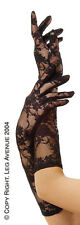 Leg Avenue Elbow length Stretch Lace Gloves (1850)