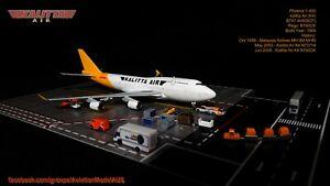 Phoenix 1:400 Kalitta Air (K4) B747-400 BCF N740CK (DHL)