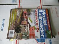 Model Railroader Magazine January March  2018