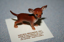Hagen Renaker,Chihuahua,Brown,Mama,Gift,Figurine,Miniature,New,2017,Free Ship,18
