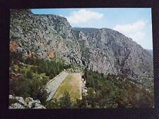 Delphi The Stadium Postcard