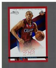 2008-09 TOPPS SIGNATURE ERIC GORDON ROOKIE 581/869 FACSIMILE RED HOUSON ROCKETS