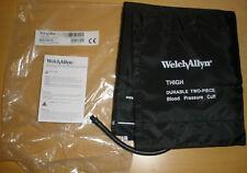 "WELCH ALLYN 5200-10 Durable Two-Piece Blood Pressure Cuff THIGH 6"" Screw Tube"