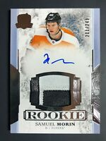 2017-18 Upper Deck The Cup Samuel Morin Rookie Patch Auto /249