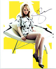 Emma Stone signed 8x10 Photo autographed Picture with COA