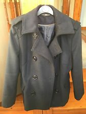 Navy Blue F&F Blazer Jacket - Size 14