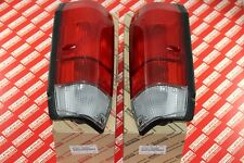 Toyota Land Cruiser GRJ76 OEM Genuine Rear Tail Lights Lamps Pair Set LH RH