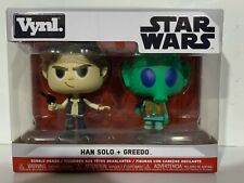 Star Wars - Funko Vynl - Han Solo and Greedo