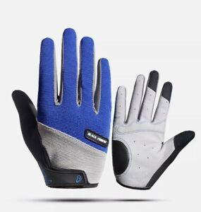 Cycling Mountain Bike Full Finger Gloves Non-slip Touchscreen Sport Glove Mitten