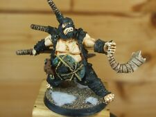 FINECAST WARHAMMER OGRE OGORS MANEATER NINJA MUSICIAN WELL PAINTED (1024)