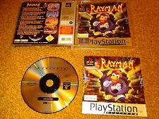 Rayman Sony PlayStation one PS1