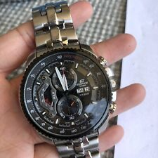 Casio Edifice Chronograph Mens Quartz Watch With Day And Date 5177 EF-558