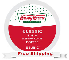Keurig Krispy Kreme Classic Coffee K-cups 48 Count