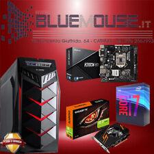 PC GAMING H310CM INTEL CORE I7 9700 COFFELAKE GT 1030 2GB NVIDIA 1TB 8GB RAM