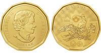 2016 Canada Rio De Janeiro Olympics $1 Coin Commemorative.
