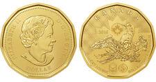2016 Canada Rio De Janeiro Olympics One Dollar Coin.