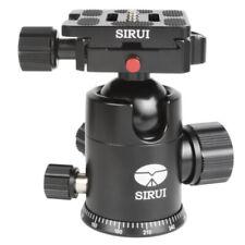 Têtes de trépied SIRUI pour appareil photo et caméscope
