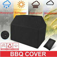 """57"""" BBQ Gas Grill Cover Barbecue Waterproof Outdoor Heavy Duty Protection USA"""
