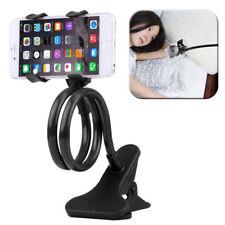 Schwarz 360°Universal Halterung Bett Schreibtisch Handy Halter Holder Für IPhone