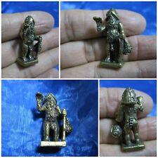 Brass Figurine Thai Kama Sutra Amulet Statue Surprise & Power of Richness C27