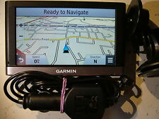 "Garmin Nuvi 2517LM, 2017 Lifetime Maps, Huge 5"" screen, Bluetooth, Complete."