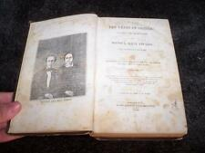 ORIGINAL 1848 VINTAGE FIRST EDITION TEN YEARS IN OREGON DOCTOR E WHITE & LADY