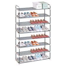 Schuhregal Schuhablage Schuhständer Badregal für 40 Paar Schuh XXL metall SR0019