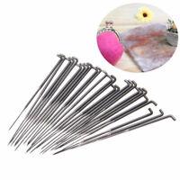 10pcs 3 Various Size Wool Felting Needles Felt Tools Needle Starter DIY Art Kit